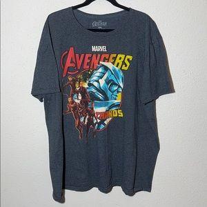 Marvel Avengers End Game 3XL tee
